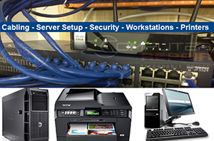 computer and IT support service for your business